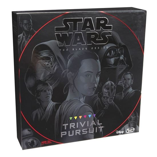 Picture of Star Wars: The Black Series - Trivial Pursuit