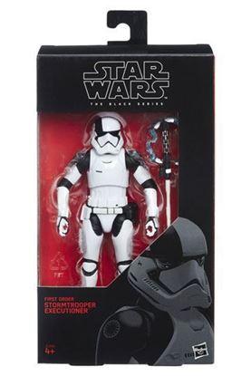 Picture of Star Wars Episode VII Black Series Figura 2017 First Order Stormtrooper Executioner 15 cm