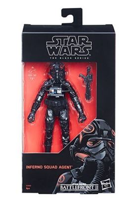 Picture of Star Wars Battlefront II Black Series Figura 2018 Inferno Squad Agent Exclusive 15 cm