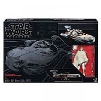 Picture of Star Wars Black Series 15 cm Vehículo 2017 Luke Skywalker's X-34 Landspeeder