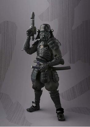 Picture of Star Wars Onmitsu Ninja Shadowtrooper Figura 18 CM  Meisho Movie Realization