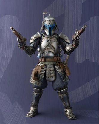 Picture of Star Wars Ronin Jango Fett Figura 18 CM  Meisho Movie Realization