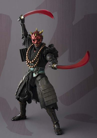 Picture of Star Wars Sohei Darth Maul Figura 18 CM  Meisho Movie Realization