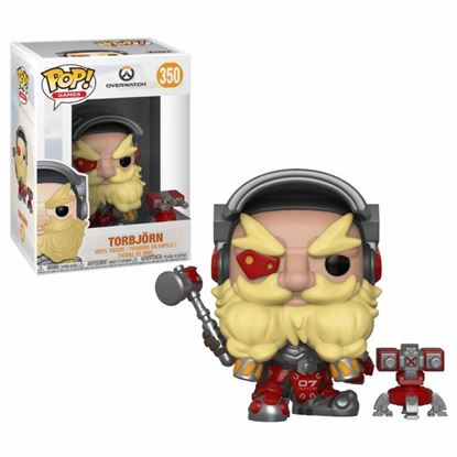 Picture of Overwatch Figura POP! Games Vinyl Torbjörn 9 cm