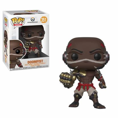 Picture of Overwatch Figura POP! Games Vinyl Doomfist 9 cm