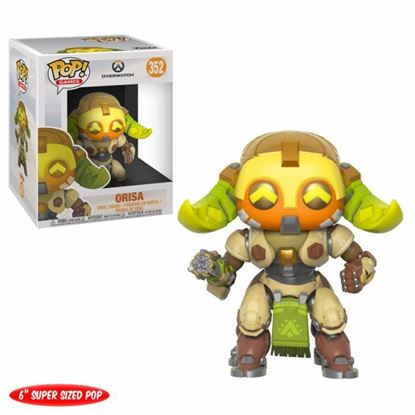 Picture of Overwatch Oversized POP! Games Vinyl Figura Orisa 15 cm