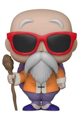 Picture of Dragonball Z Figura POP! Animation Vinyl Master Roshi 9 cm.