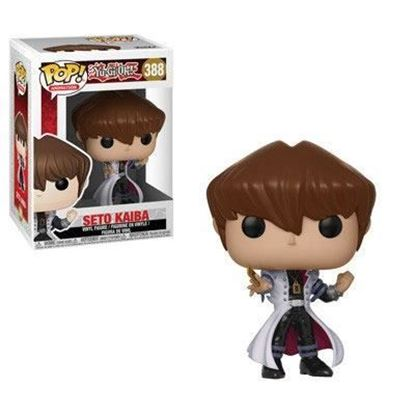 Picture of Yu-Gi-Oh! Figura POP! Animation Vinyl Seto Kaiba 9 cm