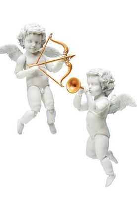 Picture of The Table Museum Pack de 2 Figuras Figma Angel 10 cm