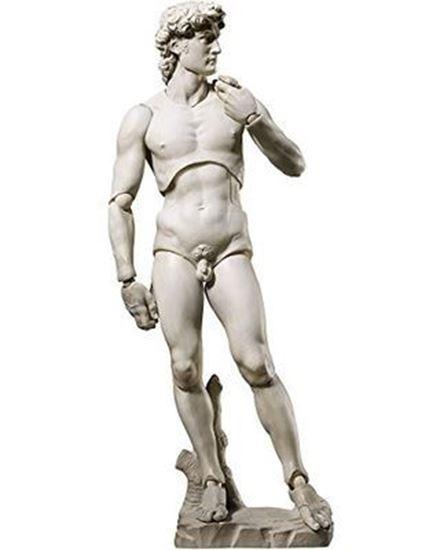 Foto de The Table Museum Figura Figma David de Miguel Angel 15 cm