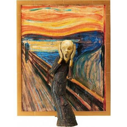 Picture of The Table Museum Figura Figma El Grito de Munch 15 cm
