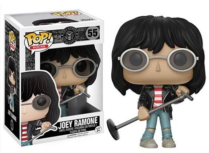 Picture of Ramones POP! Rocks Vinyl Figura Joey Ramone 9 cm