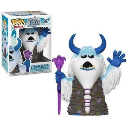 Picture of Smallfoot Figura POP! Movies Vinyl Stonekeeper 9 cm.