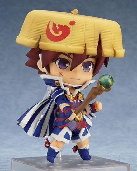 Picture of GOODSMILE COMPANY NENDOROID 535 SHIREN: SUPER MOVABLE EDITION