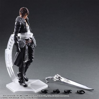 Picture of Final Fantasy Play Arts Kai Figura Squall