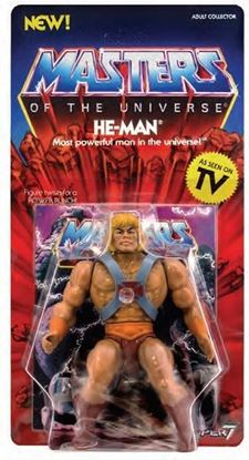 Picture of Masters of the Universe: Vintage He-man Figura