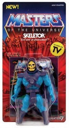 Picture of Masters of the Universe: Vintage Skeletor Figura