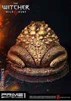Foto de Witcher 3 Hearts of Stone Estatua Toad Prince of Oxenfurt Gold Ver. 34 cm