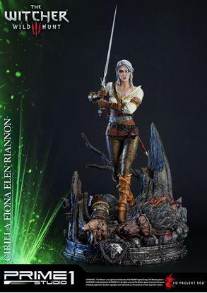 Picture of Witcher 3 Wild Hunt Estatua Ciri of Cintra 69 cm