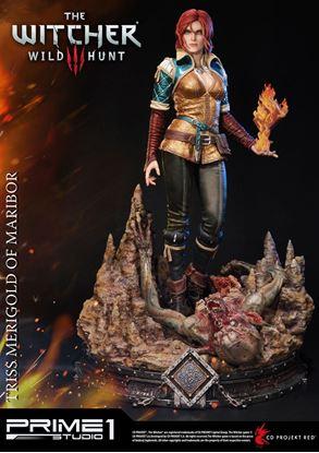 Picture of Witcher 3 Wild Hunt Estatua Triss Merigold 56 cm