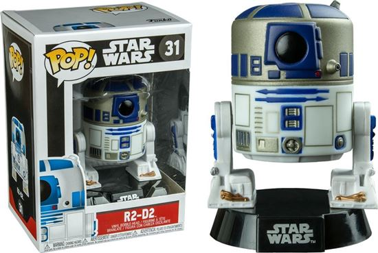 Picture of FIGURA POP STAR WARS: R2D2
