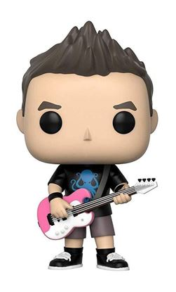 Imagen de Blink 182 Figura POP! Rocks Vinyl Mark Hoppus 9 cm.