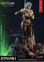 Foto de Witcher 3 Wild Hunt Estatua Ciri Exclusive 69 cm