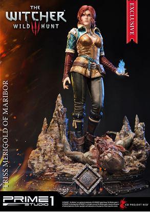 Picture of Witcher 3 Wild Hunt Estatua Triss Merigold Exclusive 56 cm