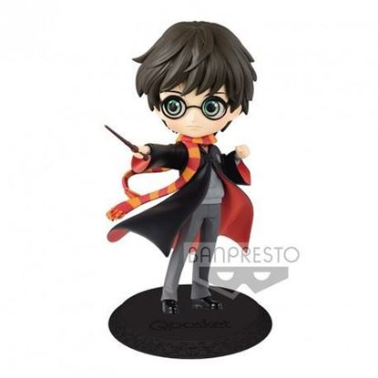 Picture of Figura Q Posket Harry Potter (Normal Colour Version) 14 cm