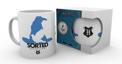 Picture of Harry Potter Taza Sorted Ravenclaw