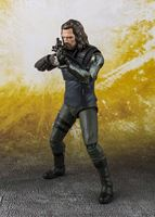 Picture of Vengadores Infinity War Figura S.H. Figuarts Bucky & Tamashii Effect Impact 15 cm