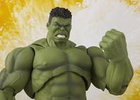 Picture of Vengadores Infinity War Figura S.H. Figuarts Hulk 21 cm