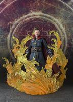 Picture of Doctor Extraño Figura S.H. Figuarts Doctor Strange & Burning Flame Set 15 cm