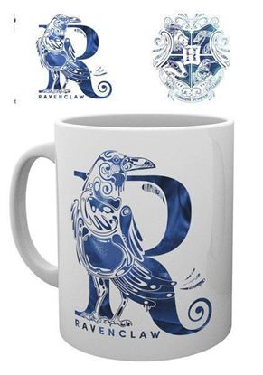 Picture of Harry Potter Taza Ravenclaw Monogram