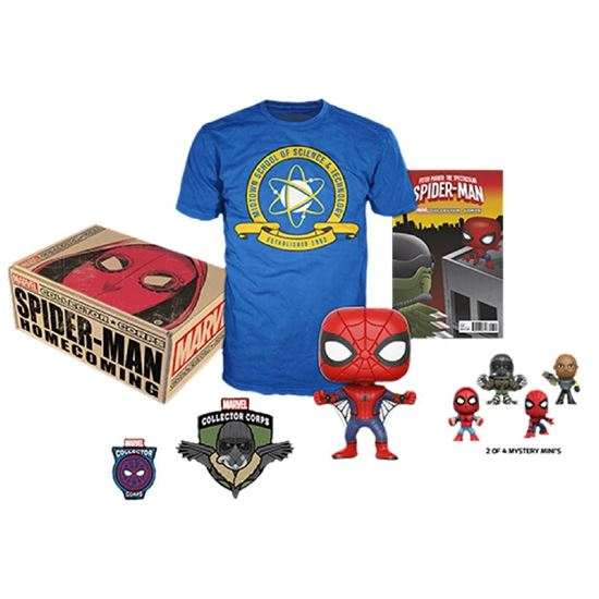 Picture of MARVEL Collector Corps Spider-Man Homecoming