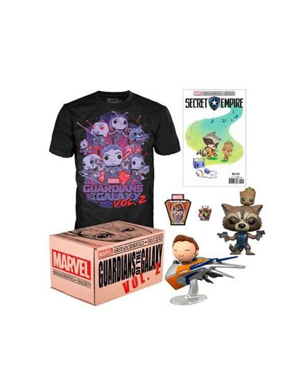Picture of MARVEL Collector Corps Guardians of the Galaxy Vol.2
