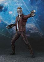 Picture of Guardianes de la Galaxia Vol. 2 Figura S.H. Figuarts Star-Lord & Explosion 17 cm