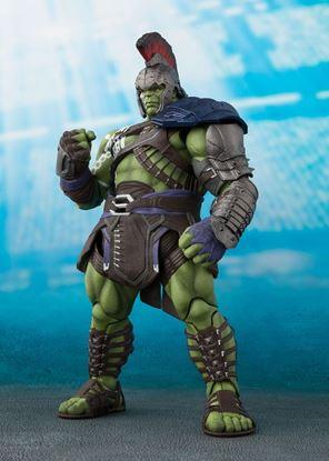 Picture of Thor Ragnarok Figura S.H. Figuarts Hulk Tamashii Web Exclusive 21 cm