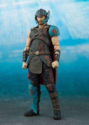 Picture of Thor Ragnarok Figura S.H. Figuarts Thor & Thunderbolt Set Tamashii Web Exclusive 16 cm