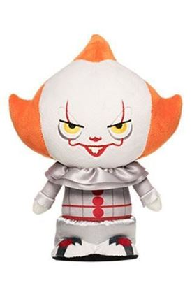 Picture of Funko SuperCute Plushies: IT - Pennywise