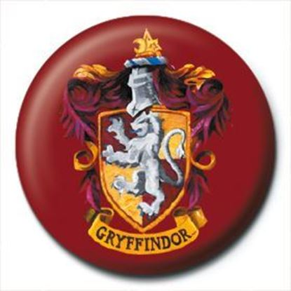 Picture of Harry Potter Chapa Gryffindor Crest
