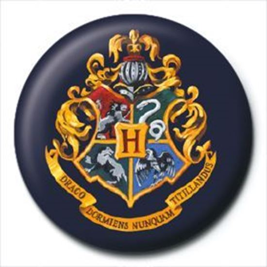 Picture of Harry Potter Chapa Hogwarts Crest