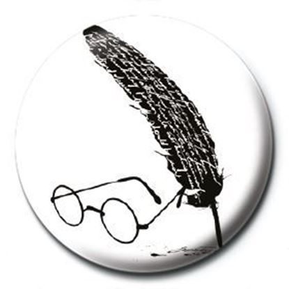 Picture of Harry Potter Chapa Glasses and Feather