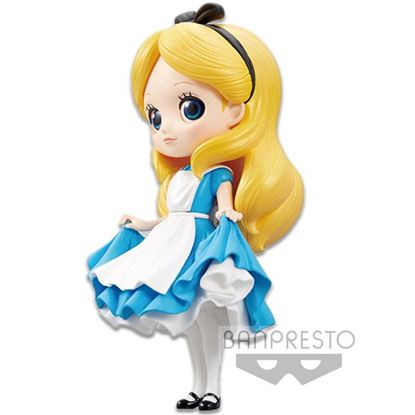 Imagen de Figura Q Posket Alicia (Normal Colour Version) 14 cm