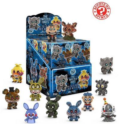 Picture of Five Nights at Freddy's Minifiguras Mystery Minis 6 cm PRECIO POR CAJA INDIVIDUAL DE 6 CM