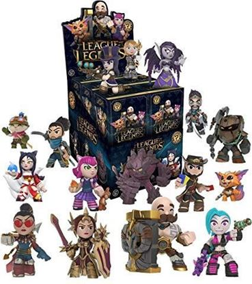Picture of League of Legends Minifiguras Mystery Minis 6 cm PRECIO POR CAJA INDIVIDUAL DE 6CM