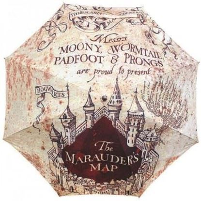 Picture of Harry Potter Paraguas Mapa del Merodeador
