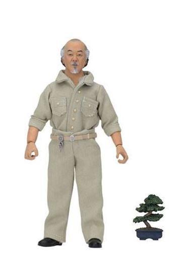 Picture of Karate Kid (1984) Mr. Miyagi Figura 20 cm