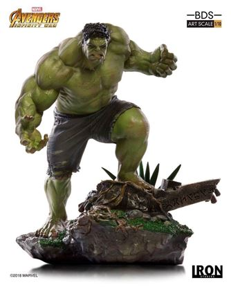 Picture of Vengadores Infinity War Estatua BDS Art Scale 1/10 Hulk 25 cm