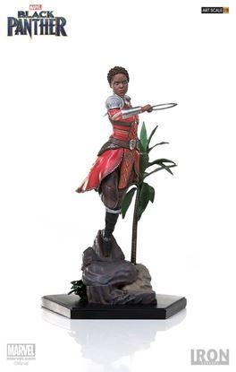 Picture of Black Panther Estatua Battle Diorama Series 1/10 Nakia 22 cm